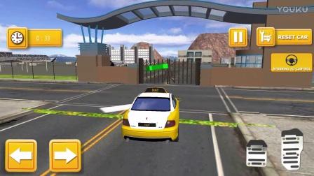 机场疯狂出租车 Airport Taxi Crazy Drive 接客 送客 飙车 撞车 警察 警车追击 逃跑