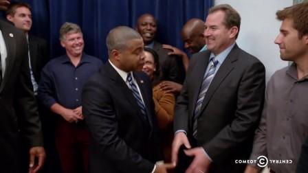 [Key&Peele]黑人兄弟搞笑系列,恶搞奥巴马,接见黑人与白人的差别!