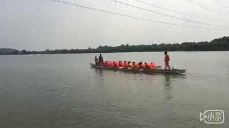 长江大学-江汉大学:同城双骄端午节龙舟赛