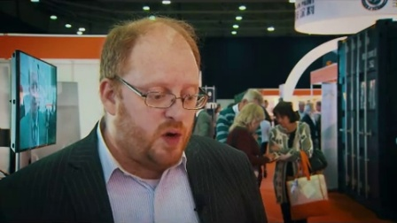 ALAN MURPHY INTERVIEW-Intermodal Europe 2016