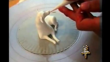 蛋糕裱花十二生肖_515曲奇饼干的做法视频