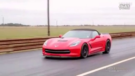 662-HP 2015 Hennessey Chevrolet Corvette Stingray HPE650 Review_汽车之家价格测评测20167