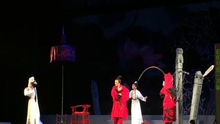 20160712《血手印》选场  法场 (南越,李晓旭 戴丽君)上海松江剧场
