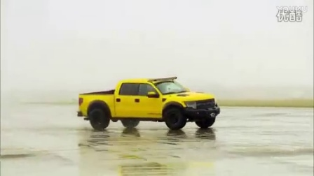 Top Gear Stig Vs the Hennessey VelociRaptor_汽车之家价格测评测20167