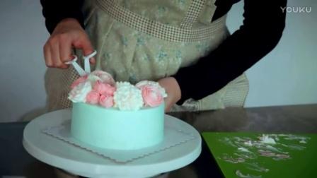 DIY翻糖包包杯子蛋糕 cupcake创意蛋糕