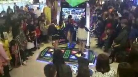 永城E5花式赛冠军队伍-美女天团