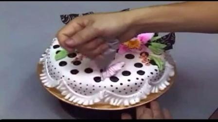 白雪天使蛋糕 烘焙教程鲜奶蛋糕