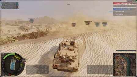 装甲战争 Cavalry 装甲骑兵 M1A2
