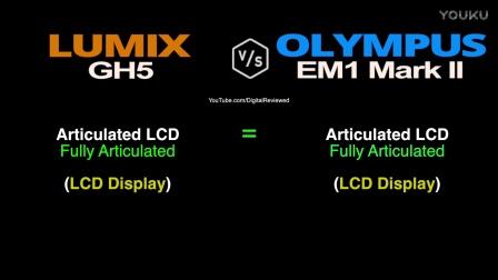 Panasonic LUMIX GH5 vs Olympus OMD EM1 Mark II - YouTube