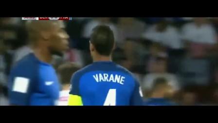 吉鲁错失必进球皇马铁卫中楣 法国客平