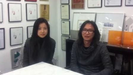 2012 最佳设计大奖 获奖嘉宾感言 罗灵杰,龙慧祺(中国)