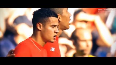 Philippe Coutinho ● Magic Feet - FC Liverpool 2016
