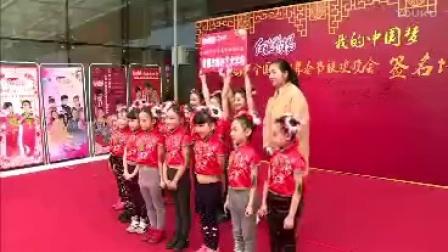 """""""红旗飞扬""""2017少儿春节联欢晚会红毯花絮"""