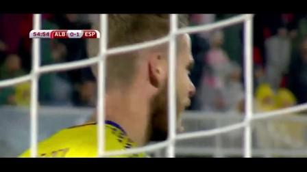 世预赛-曼城新援破门 西班牙2-0胜领跑