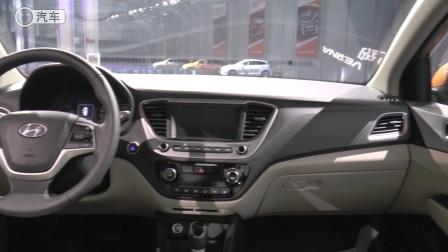 售价7.28-10.58万 北京现代高智能小型车悦纳正式上市