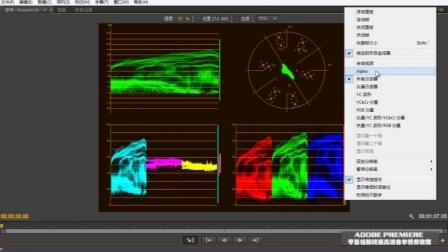 Adobe Premiere视频教程_课时1理解分级和效色的工作流程第二讲