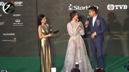 20161022_星和紅地毯活動 陳展鵬 rucochan
