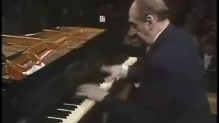 霍洛维茨 演奏肖邦 波兰英雄舞曲