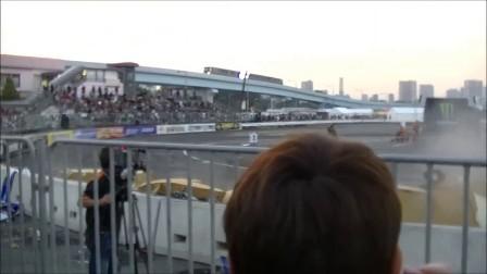 2014 D1 グランプリ 東京 追走決勝 D1 GRANDPRIX Rd.6 TOKYO D1GP お台場