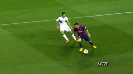 Lionel Messi ● 20 FILTHY Ankle Breaker Skills - HD