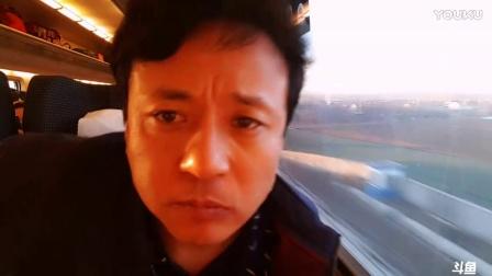 【美食视频】【鬼豪户外主播】【威海大叔】回威海 2017-01-27