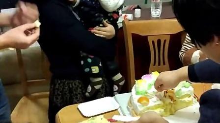 宝宝一岁生日