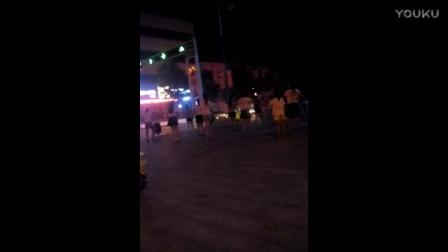 夏津县美女广场舞-张灯结彩