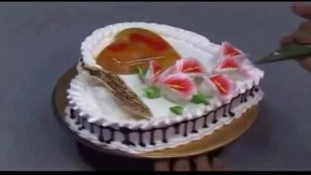 世界美食 纸杯蛋糕Cupcakes漂亮的生日蛋糕图片