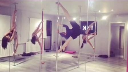 新疆钢管舞技巧「墨舞文化」