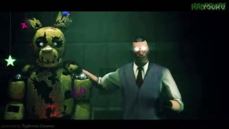 [SFM FNAF] FIVE NIGHTS AT FREDDY'S SONG (It's Time To Die by DAGames)