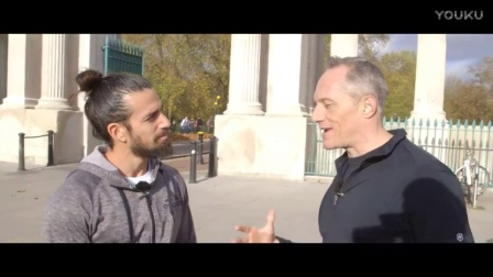 Ido Portal - A Moving Conversation - PART 1_2 | London Real