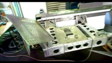 优傲机器人应用案例视频汇总 1.1.19 UR5冲压件搬运
