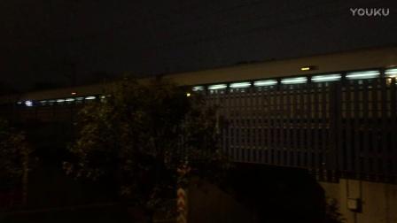 G7352 CRH380D 杭州站-艮山门站区间