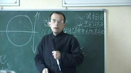 2013版12天练真气运行法学中医 第六天:丹田