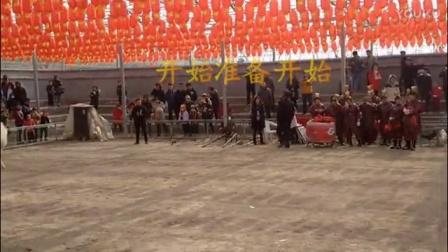 2017年春节斗羊表演正宗斗羊表演不看必后悔