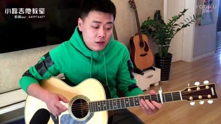 王晓天《再见吧 喵小姐》吉他弹唱教学/小磊吉他教室出品