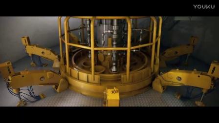 「宣传片」超级震撼海洋石油工业动画