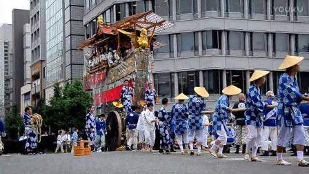 【陈小羊旅拍】2016年京都祇园祭游行实拍2