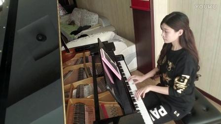 明天你好 钢琴演奏 牛奶咖啡_tan8.com