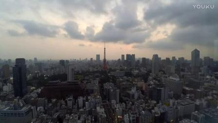 【陈小羊旅拍】日本东京塔延时摄影
