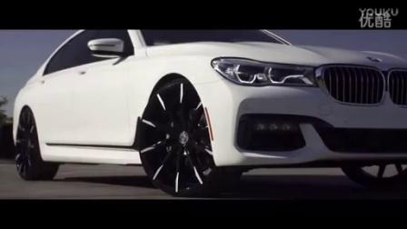 2016全新宝马七系750i换装24寸Lexani轮毂BMW_汽车之家价格测评测20167