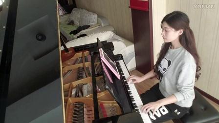 锦绣未央钢琴版 Alin天若_tan8.com