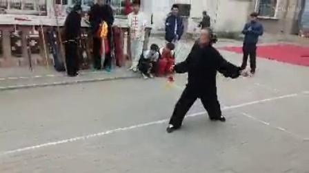 秦安2017春节非遗演示
