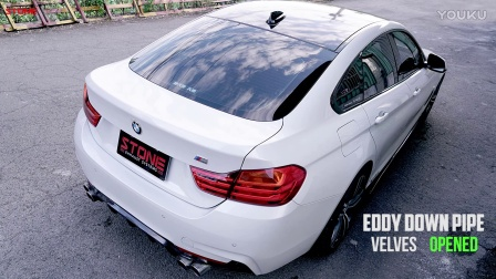 宝馬 BMW N20 l4 420i STONE Exhaust Systems