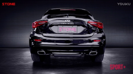 英菲尼迪 Q30 1.6t STONE Exhaust Systems