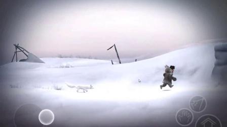 永不孤单 因纽特人的传说 EP1 极地狐狸帮助因纽特小姑娘逃离北极熊的熊掌