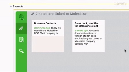 Evernote Business for Salesforce