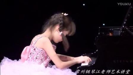 10岁韦佳煦《放牛娃盼红军》--常州高起点高层次钢琴培训
