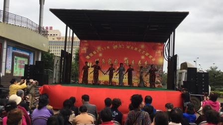 """澄迈县2017年""""候鸟""""闹元宵文艺联欢会(人面桃花)"""