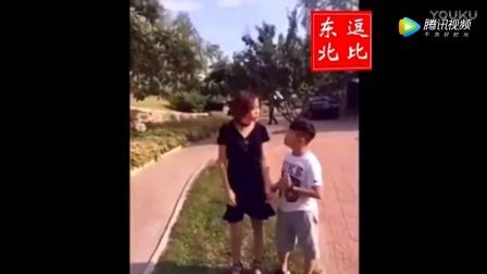 搞笑视频:二货工地上扔砖,美女一来就没心干